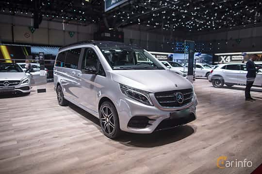 Mercedes Benz Viano 2018
