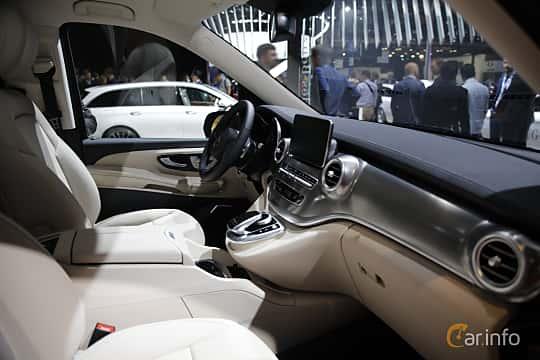 Mercedes viano 2017 idea de imagen del coche for Interior mercedes viano