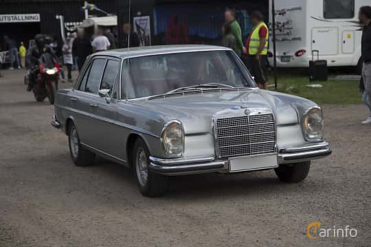 Mercedes benz w108 w109 for Mercedes benz w108 for sale