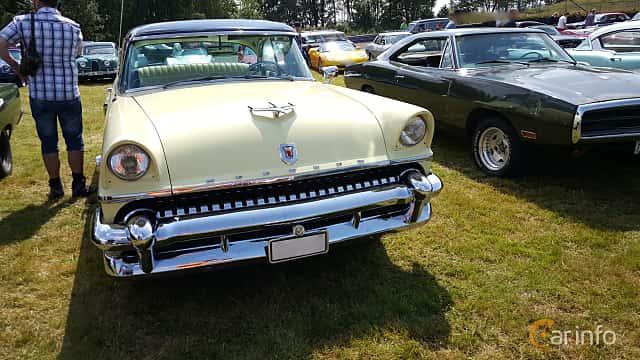 Mercury monterey 2 d rrars hardtop 4 8 v8 automatisk for 1955 mercury monterey 2 door hardtop