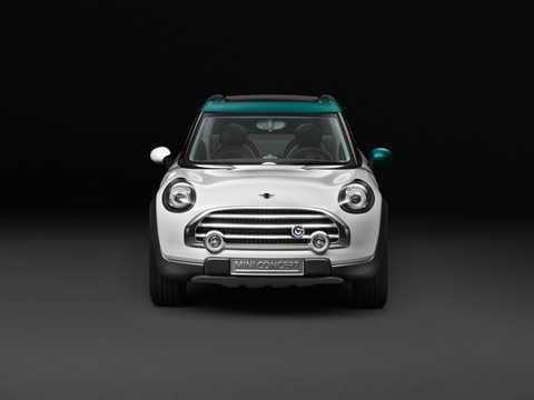 Front  of MINI Crossover Concept Concept, 2008