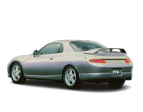 Back/Side of Mitsubishi FTO 1994