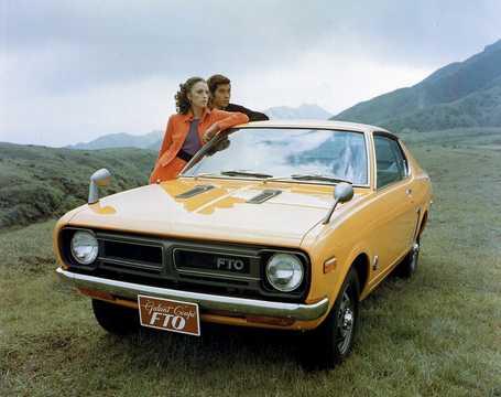 Front/Side  of Mitsubishi Galant FTO 1971