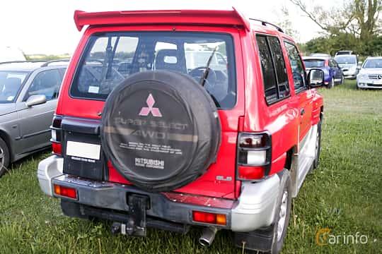 Mitsubishi Pajero 3-door 1999