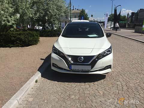 Fram av Nissan Leaf 40 kWh Single Speed, 149ps, 2018
