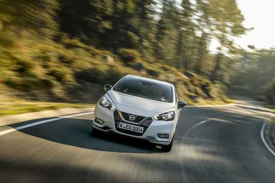 Nissan Micra K14 Facelift