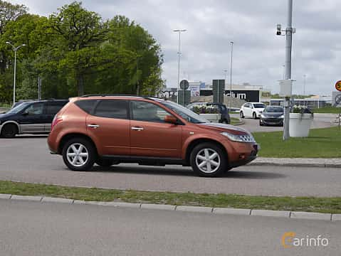 nissan murano z50 review