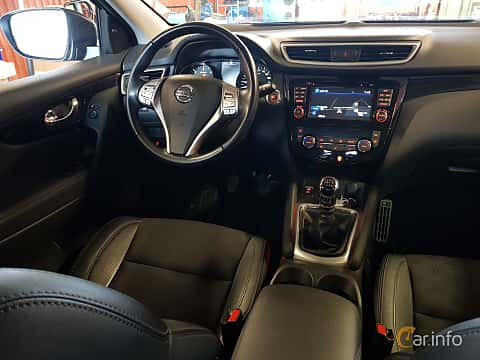 Nissan Qashqai J11 Facelift