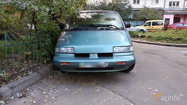 Fram av Oldsmobile Silhouette 3.1 V6 Automatic, 120ps, 1990