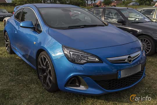 Opel Astra Gtc J Facelift
