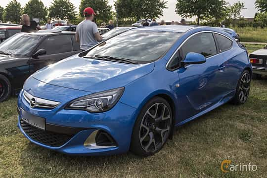 Opel Astra Opc Extreme J Facelift