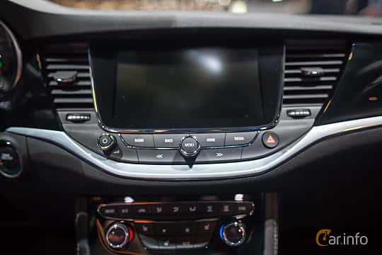Opel astra k for Interior opel astra 2017