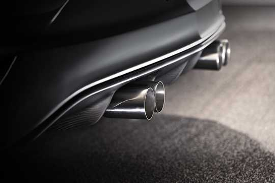 Close-up of Opel Astra OPC Extreme 2.0 Turbo Manual, 306hp, 2014