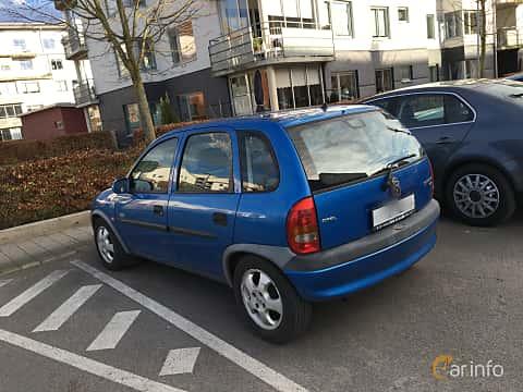 user images of opel corsa b facelift rh car info Opel Corsa D opel corsa b service manual english