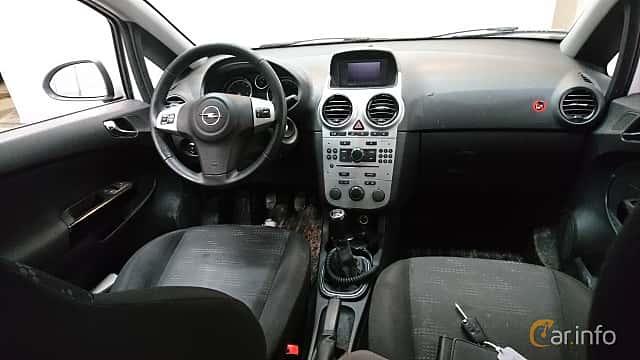 Opel Corsa D 2nd Facelift