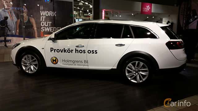 opel insignia sports tourer 2 0 cdti 4x4 manual 170hp 2016. Black Bedroom Furniture Sets. Home Design Ideas