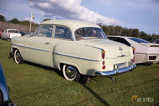 Used OPEL OLYMPIA of 1956, 46 913 km at 9 950 €.