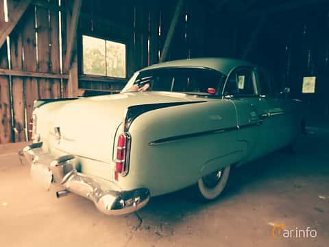 Bak/Sida av Packard Clipper Sedan 5.4 Automatic, 160ps, 1953