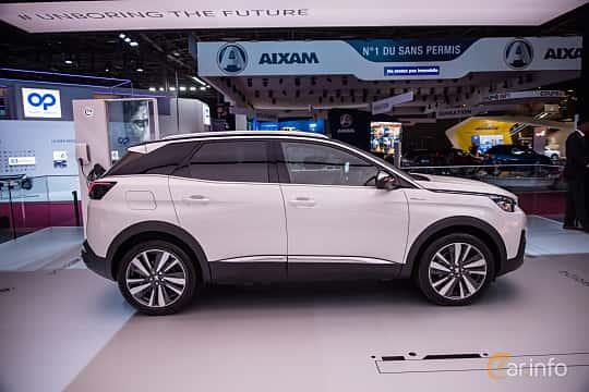 Peugeot 3008 Hybrid4 1 6 13 2 Kwh 4wd Eat 300hp 2019
