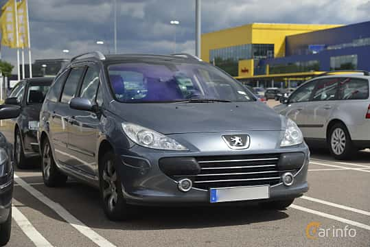 user images of peugeot 307 sw 1st generation facelift 2 0 rh car info Peugeot 307 Specifications Peugeot 307 Specifications