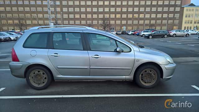 Peugeot 307 SW 1st Generation