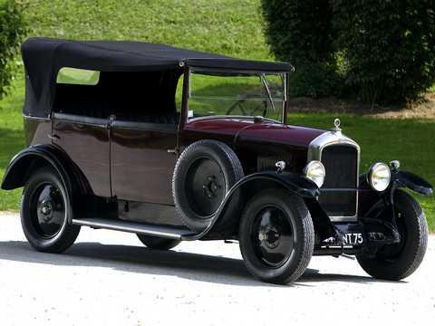 Front/Side  of Peugeot Type 177 Cabriolet 1st Generation