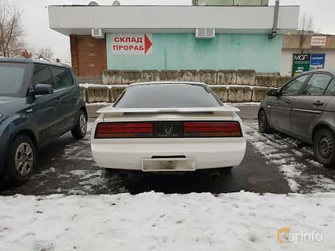 Bak av Pontiac Firebird 1991