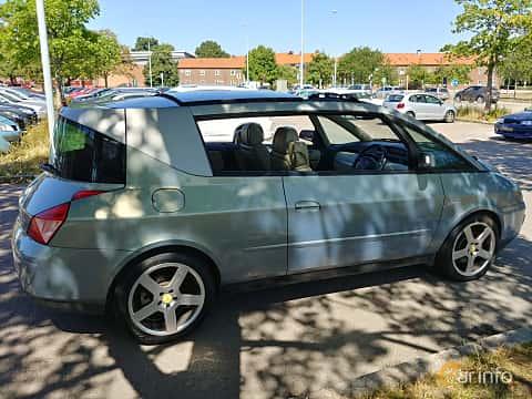 Bak/Sida av Renault Avantime 3.0 V6 Automatic, 207ps, 2002
