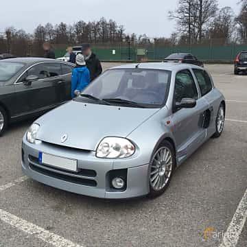 Renault Clio 3 Door Hatchback