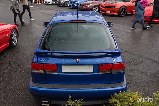 Saab 9 3 3 door ys3d saab 9 3 viggen 3 door 23 turbo manual 230hp 1999 fandeluxe Image collections