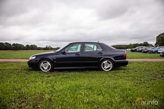 Saab 9 5 Aero Sportsedan 2 3 Turbo 230hp 2001