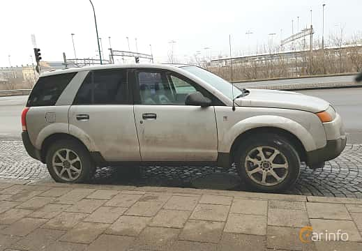 Side of Saturn Vue 3.0 V6 CVT, 184ps, 2003