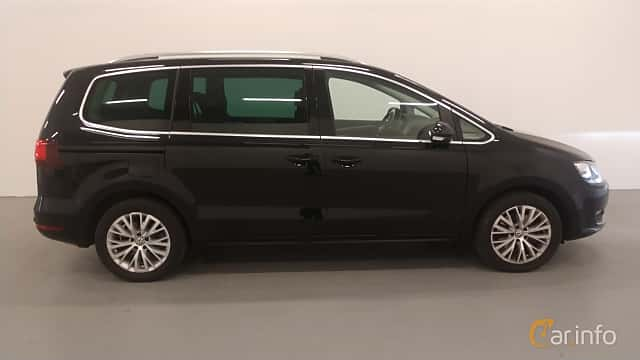 Sida av Volkswagen Sharan 2.0 TDI DSG Sequential, 150ps, 2017