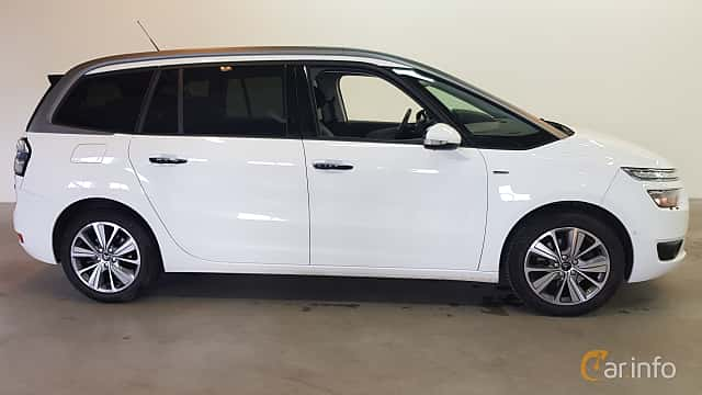 Sida av Citroën Grand C4 Picasso 2.0 HDi EAT, 150ps, 2014