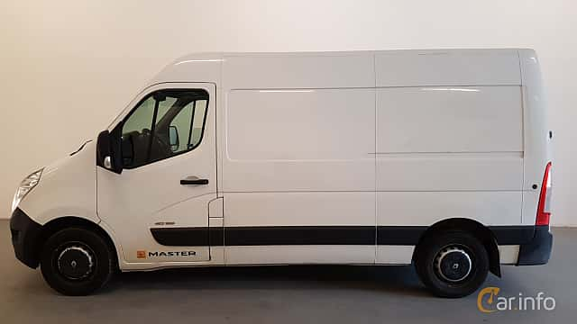 Sida av Renault Master 2.3 dCi Manual, 125ps, 2012