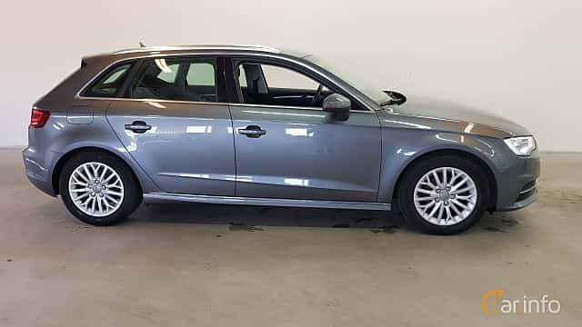 Sida av Audi A3 Sportback 1.6 TDI Manual, 110ps, 2016