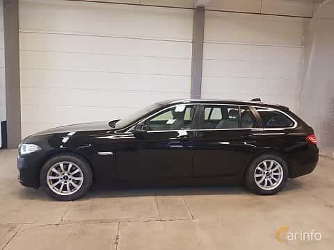 Sida av BMW 520d Touring  Manual, 190ps, 2016