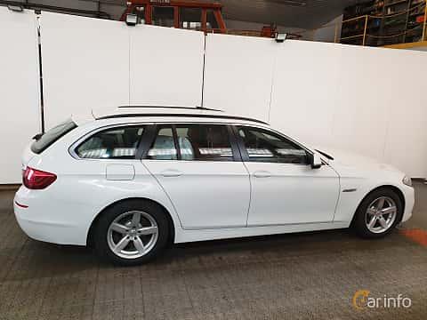 Sida av BMW 520d Touring  Steptronic, 190ps, 2016