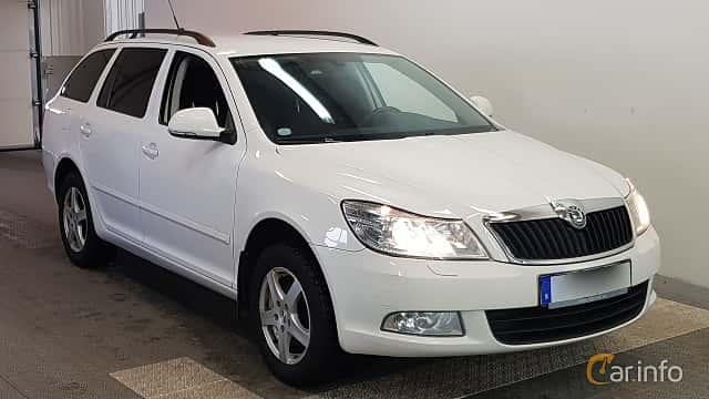 Skoda Octavia Combi 1z Facelift