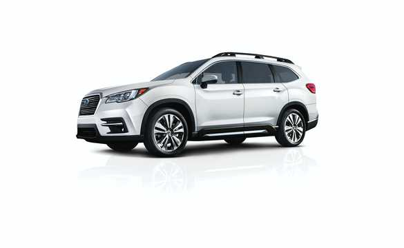 Front/Side  of Subaru Ascent 2.4 AWD Lineartronic, 264hp, 2018