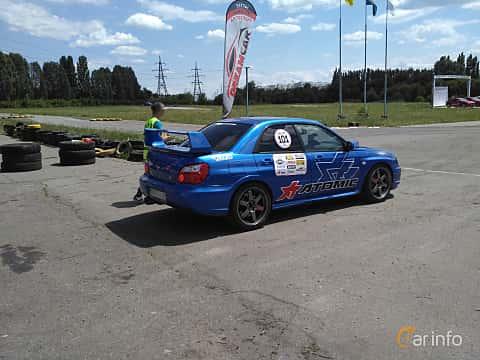 Subaru Impreza WRX STi Manual, 6-speed