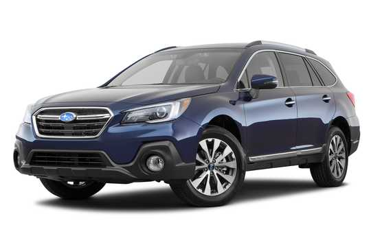 Front/Side  of Subaru Outback 2018