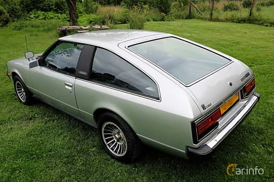 Back/Side of Toyota Celica 2.0 Manual, 105ps, 1982
