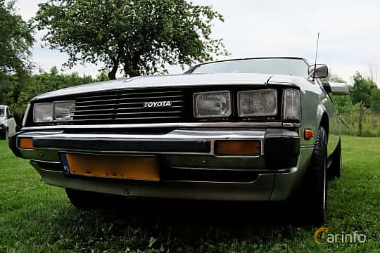 Close-up of Toyota Celica 2.0 Manual, 105ps, 1982