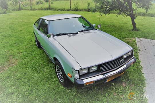 Front/Side  of Toyota Celica 2.0 Manual, 105ps, 1982