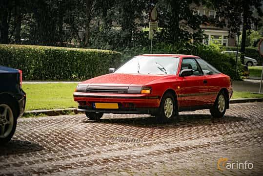 toyota celica t16 rh car info 1988 Toyota Celica Specifications 1988 Toyota Celica GT