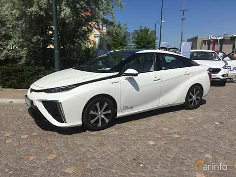 Front/Side of Toyota Mirai FuelCell Single Speed, 154ps, 2016