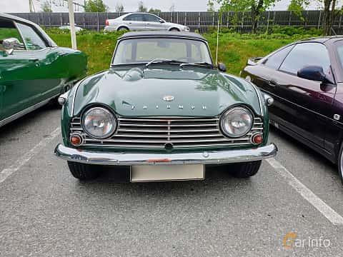 Triumph TR4 TR4A