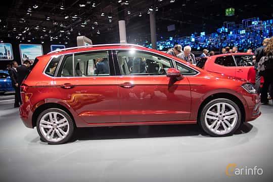 Volkswagen Golf Sportsvan 15 Tsi Act 130hp 2018
