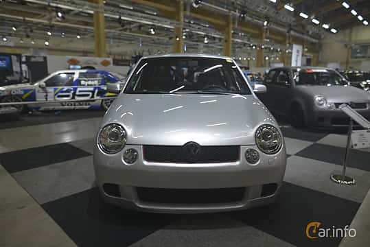 Volkswagen Lupo 1st Generation